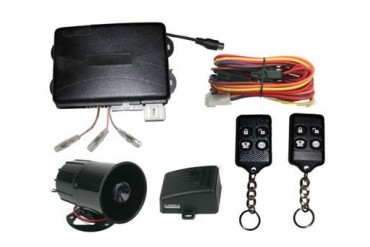 Electric Life Remote Start and Alarm System  95700 Security Alarms