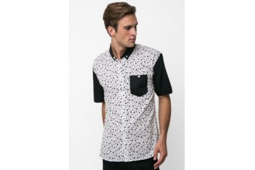 Raxzel Cloud Polkadot B4 Shirt