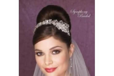 Symphony Bridal Crowns - Style 7100CR