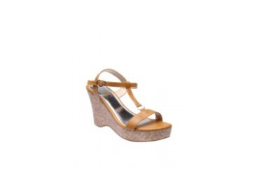Lucy Iniesta Wedge Sandals