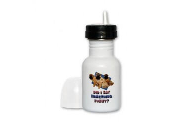 Funny Sippy Cup by CafePress