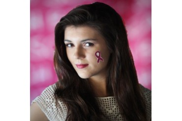 Cancer Awareness Temporary Tattoos