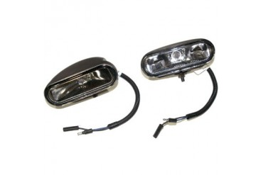 Jeep Fog Lamp Kit 82209880AB Offroad Racing, Fog & Driving Lights