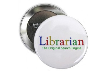 Librarian Internet 2.25 Button by CafePress