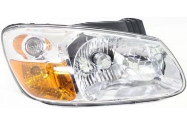2007-2009 Kia Spectra Headlight Replacement Kia Headlight REPK100107 07 08 09
