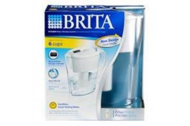 Brita Space Saver Pitcher Size 1