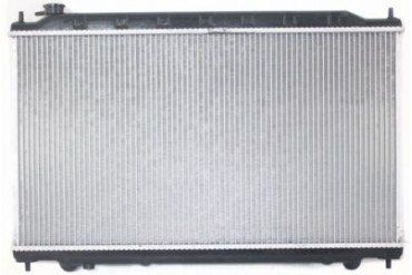 2004-2006 Nissan Maxima Radiator Replacement Nissan Radiator P2693 04 05 06