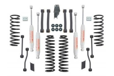 Trail Master 3.5 Inch Lift Kit with CGS Shocks TM3835-40012 Complete Suspension Systems and Lift Kits