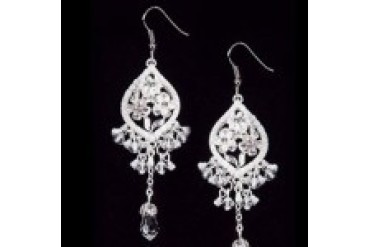 AA Bridal Earrings EE538