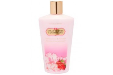 STRAWBERRIES & CHAMPAGNE BODY LOTION / 250ML