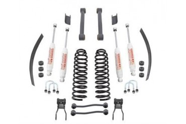 Trail Master 4.5 Inch Lift Kit with NGS Shocks TM3745-40013 Complete Suspension Systems and Lift Kits