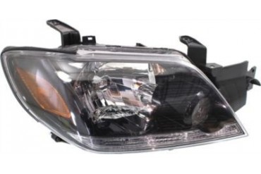 2003-2004 Mitsubishi Outlander Headlight Replacement Mitsubishi Headlight REPM100135 03 04