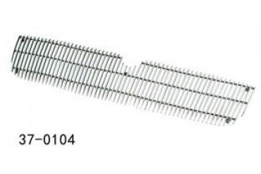 2003-2005 Lincoln Aviator Billet Grille Paramount Restyling Lincoln Billet Grille 37-0104 03 04 05