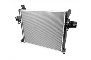 Omix-Ada Replacement 1 Core Radiator for 5.7L V8 Engine with Automatic Transmission 17101.40 Radiator