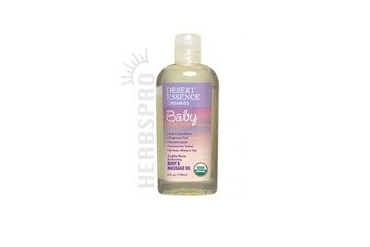 Cuddle Buns Soothing Body Massage Oil 4 oz