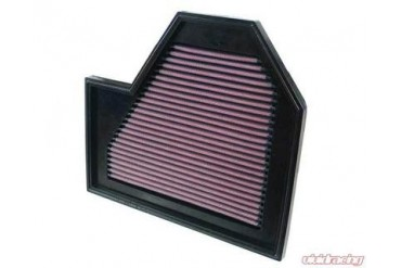 KN Replacement Air Filter Left Side BMW E60 M5 06-09