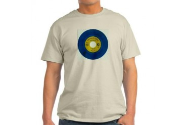 Ash Grey T-Shirt Records Light T-Shirt by CafePress