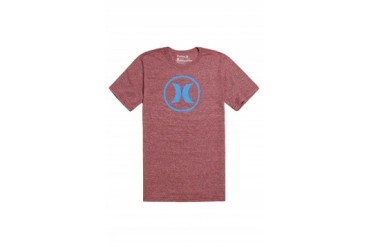 Mens Hurley T-Shirts - Hurley One & Only Icon T-Shirt