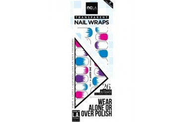 NCLA Jagged Edge Nail Wrap