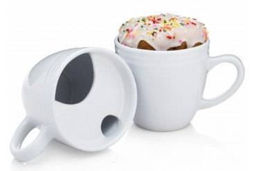 The Best Morning Ever Donut Warming Mug (2 Pack)