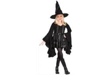 Stitch Witch Girl Child Halloween Costume