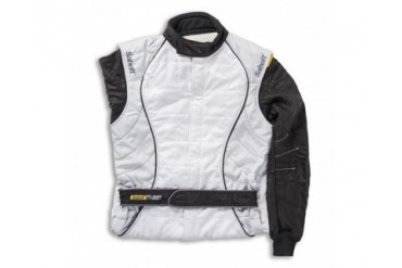 Sabelt Fireproof Racing Suit Series TI-301 White EU 48S