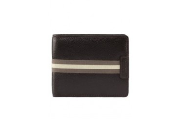 Sporty Leather Wallet