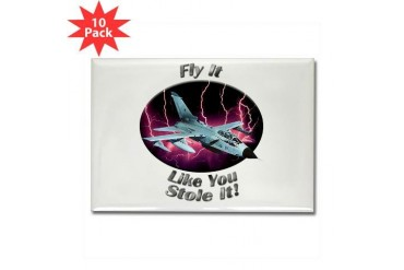 Tornado Hobbies Rectangle Magnet 10 pack by CafePress